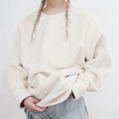 【 Today's Pickup Item 】 #JAIMALALATETE - #PULLOVER #TEDDY ¥39,000 plus tax https://instagram.com/p/zttUDUi76g [ E-Shop ] http://www.raddlounge.com/?pid=86952161  #streetsnap #style #raddlounge #wishlist #stylecheck #kawaii #fashionblogger #fashion #shopping #unisexwear #womanswear #clothing #wishlist #brandnew #jmalt #eckhauslatta