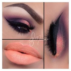 12 Adorable Peach Lips for 2014 ❤ liked on Polyvore featuring beauty products, makeup and lip makeup