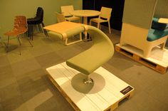 ORGATEC KOELMESSE 2014 || Bla Station || PVO Interieur