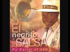 EDGAR  GONZALON  - EL NEGRITO DE LA SALSA( MUSICA ECUATORIANA)