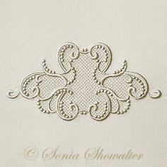 Elegance Linen Motif