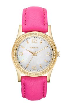 Super happy fun watch from DKNY.