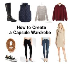 How to build a Capsule Wardrobe: A capsule wardrobe is a mini-wardrobe made up of versatile pieces that you LOVE to wear. The idea is to select a specific number of pieces that work together in different ways, and to wear them for three months, or one season. Click through to learn how! Jo Lynne Shane