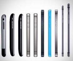 Look how much the iPhone has evolved / TechNews24h.com