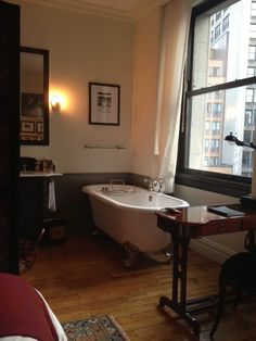 NYC: The Nomad Hotel