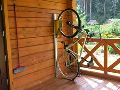 Parkis Vertical Bicycle Lift