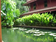 Jim Thomson house, Thailand