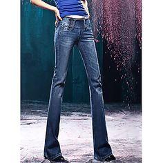 TS Vintage Slim Cut Flares Middle Waist Vasket Jean – NOK kr. 157