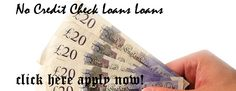 No credit check loans are a superb way to access funds below emergency situation. These loans come without any credit check and hassle free way to gain cash, then poor creditors can easily apply here and get cash help for the loan without any fees. Apply Now!