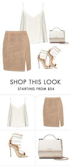 """""""Senza titolo #106"""" by bettydeb on Polyvore featuring moda, Raey, Dsquared2 e Givenchy"""