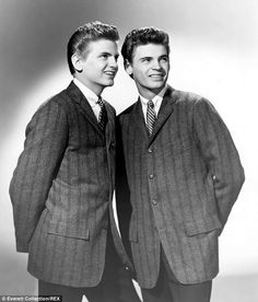 """The Everly Brothers were American country-influenced rock and roll singers, known for steel-string guitar and close harmony singing. Isaac Donald """"Don"""" Everly (born February 1, 1937) and Phillip """"Phil"""" Everly (January 19, 1939 – January 3, 2014) were elected to the Rock and Roll Hall of Fame in 1986 and the Country Music Hall of Fame in 2001."""