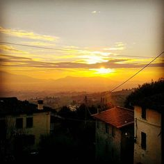 #panorama da #sangennaro #igerslucca #skyporn #sky #skyline #clouds #tramonto #sunset
