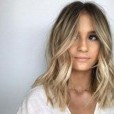 Amazing Lob Hairstyles For Women Style 02