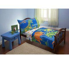 Boy bed set..so cute