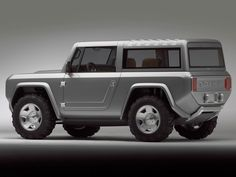 FORD - Bronco Concept