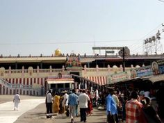 Tiruthani: An Arupadaiu Veedu of Lord Muruga - one of the six holy shrines.
