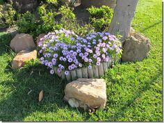 Pinterest the world s catalog of ideas for Disenos de jardines con piedras decorativas