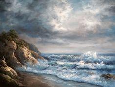 Pinturas a óleo originais - Pintar com Kevin
