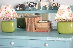 This Vintage Dresser Re~Do with Provence Chalk Paint was a long time coming, but well worth the wait.