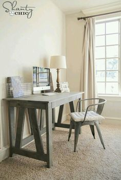Ted's Woodworking Plans - Free Woodworking Plans DIY Desk Get A Lifetime Of Project Ideas & Inspiration! Step By Step Woodworking Plans Furniture Projects, Furniture Plans, Home Projects, Diy Furniture, Antique Furniture, Building Furniture, Outdoor Furniture, Handmade Furniture, Luxury Furniture