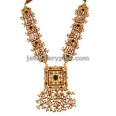 Fabulous Prince jewellers Antique necklace Design - Latest Jewellery Designs