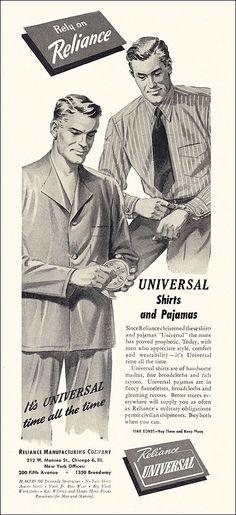 Reliance Menswear
