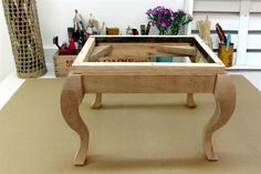 Un paso a paso para transformarlo en un mueble lindo y funcional