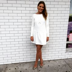 The Boulevard Dress