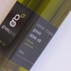 greengold olive oil from the Peloponnese region of Greece