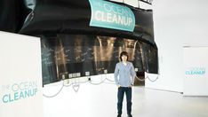 For the past six years, Boyan Slat has been working to perfect a way to filter vast amounts of plastics out of the world's oceans. He has a prototype now that might just prove successful. 22 Years Old, Year Old, Boyan Slat, Great Pacific Garbage Patch, Ocean Cleanup, Physical Geography, Oceans Of The World, Clean Up, The Past