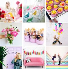75 COLOURFUL INSTAGRAM ACCOUNTS THAT YOU NEED TO FOLLOW RIGHT NOW! | Bespoke-Bride: Wedding Blog Instagram Design, Instagram Tips, Instagram Accounts, Instagram Feed, Instagram Creator, Shoppable Instagram, Love Fest, Social Media Banner, Wedding Blog
