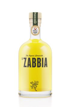 Limoncello Di Zabbia by Maxim Kadashov, via Behance