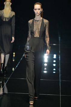 Gucci RTW Fall 2013 - Slideshow - Runway, Fashion Week, Reviews and Slideshows - WWD.com