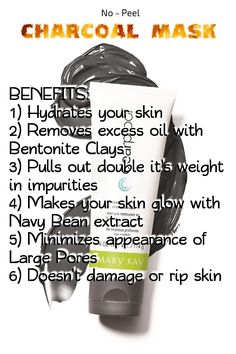 Charcoal Mask benefits