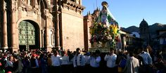 Learn more about the Corpus Christi festival in Cusco