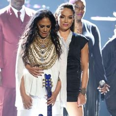 Sheila E and Mayte Garcia  ♥♥♥