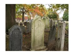 Old Burying Ground, Salem, Massachusetts