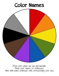 círculo de color