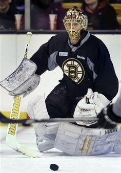 Boston Bruins Hockey -Tuukka