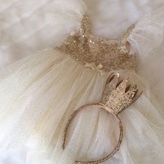 Tutu, tutu dress, baby dress, girls dress, gold tutu, princess dress, flower girl tutu, ivory tutu by ElliesBoutique0 on Etsy https://www.etsy.com/listing/208024851/tutu-tutu-dress-baby-dress-girls-dress