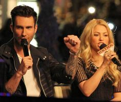 Adam Levine - & Shakira