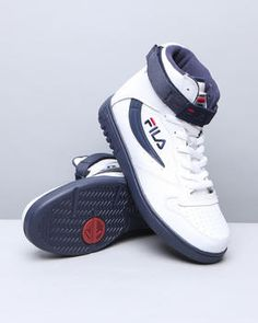 separation shoes faa34 372d1 Fila High Tops With Straps 1989-1992  Tims fila in 2019 ...