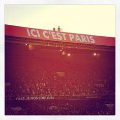 PSG, le Parc, et c'est tout