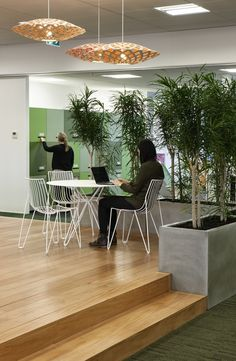 Entertainment Company Offices – Auckland, office design for an entertainment and…