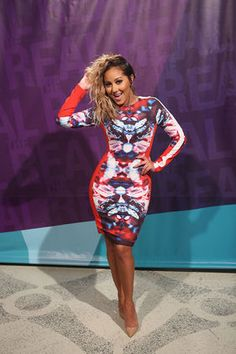 'The Real' Style Breakdown: Nov. 24 - Nov. 28, 2014 - The Real Talk Show Photo Gallery