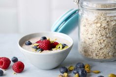 This is a quick and easy breakfast to have ready to go, after jump-starting your day with a morning workout.