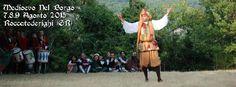 Italia Medievale: Medioevo nel Borgo a Roccatederighi (GR)