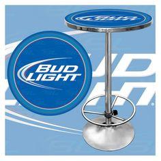 Trademark Bud Light Pub Table   AB2000 BL