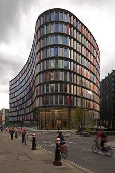 New Ludgate / Fletcher Priest Architects + Sauerbruch Hutton Architects