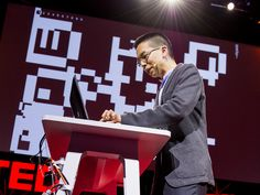 """How Art, Technology and Design Inform Creative Leaders :: John Maeda. The overlap of technology, design, art and leadership and the different messages conveyed through design. """"When people say I don't get art… that means that art is working."""""""